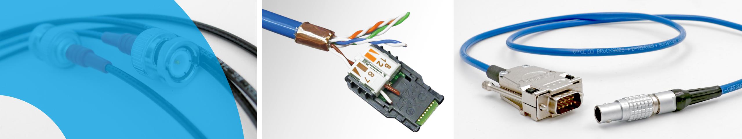 cables especiales con conectores sab cables. Black Bedroom Furniture Sets. Home Design Ideas